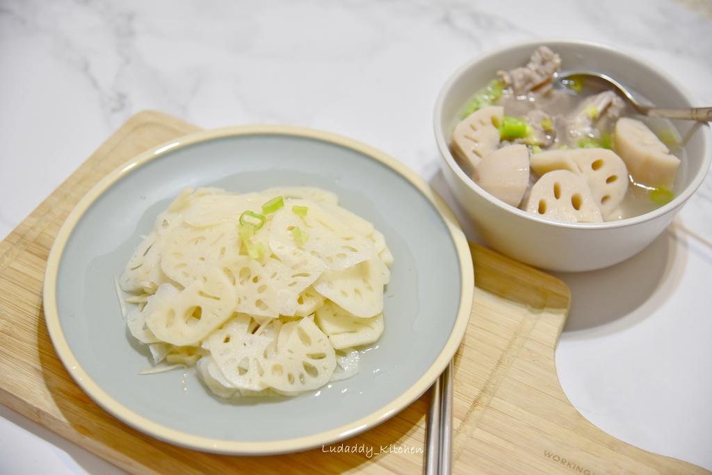 【食譜】糖醋藕片 /蓮藕排骨湯/蓮藕季節的蓮藕餐